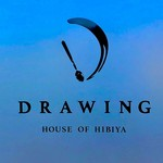 DRAWING HOUSE OF HIBIYA -