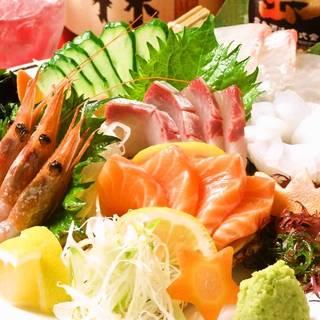 地元福岡長浜市場直送の新鮮鮮魚