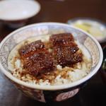 うなぎ料理 山品 - ほいほい丼~☆