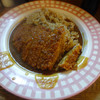 Marukin - 料理写真:「カツカレー(並)」650円