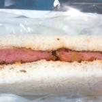 キートス カフェ - サンドイッチ