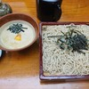 はつ花 - 料理写真:せいろ蕎麦