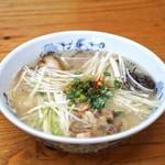 ラーメン無法松 - 料理写真:■無法松ラーメン 790円