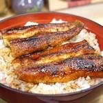 川淀 - 料理写真:鰻一尾分