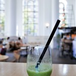 カフェ オムニバス - グリーンスムージー