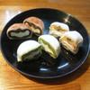 お菓子の扇屋 - 料理写真:大福中身。