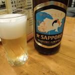 一番軒 - 熱海で伊豆の限定ビール(笑)