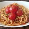 ラ・アマート - 料理写真:モッツァレラのトマトソース