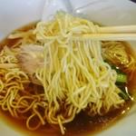 喜粋 - 鶏&煮干しの出汁(醤油)