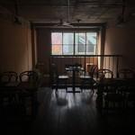 珈琲もくれん - 2階 コーヒールーム