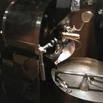 珈琲もくれん - フジローヤル 直火式3キロ珈琲焙煎機
