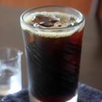 可否館 - アイスコーヒー