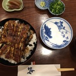 はせべ - まぶし丼(3000)