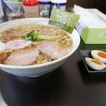 かこい食堂 - 【ワンタン麺…800円】2018/3