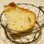 la Brianza - ランチコース 3000円 の自家製パン