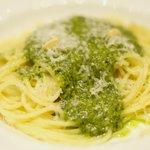 la Brianza - ランチコース 3000円 のリグーリア風バジルペーストのスパゲッティ