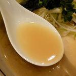 タムラ食堂 - 鶏そば