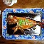 835143 - 美味しい金目鯛の煮付け!