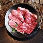 天福 - 料理写真:A5黒毛和牛がなんと、780円!