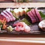 寿司勝 - お刺身2人前