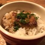 ぺりかん - フォアグラご飯