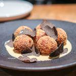 umbilical - 鶏モモ肉とジャガイモのクロケット