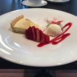 カフェレストラン ルシェッロ - チーズケーキ