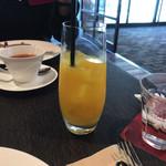 カフェレストラン ルシェッロ - オレンジジュース