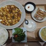 83502407 - 麻婆豆腐セット