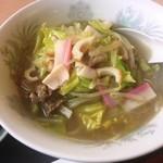 レストラン菊水 - 料理写真: