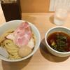 らぁ麺 はやし田 - 料理写真:特製つけ麺