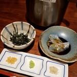 谷町二丁目 鯛めしや はなび - 漬け茶漬けセット