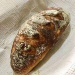 パンやきどころ RIKI - 柚子、栗、大納言の天然酵母 ¥270