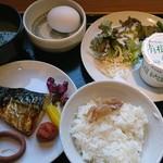 博多うまかもん角打ち やさし屋 - ホテルニューガイヤ朝食700円