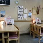 天ぷら てんちゃん - 小さな大衆食堂の雰囲気