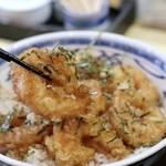 天ぷら てんちゃん - えびプリッリフト