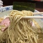 niboshichuukasobasuzuran - 麺 リフトアップ