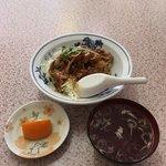 竹葉軒 - 焼肉丼('18/04/03)