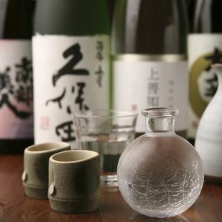 ◇日本酒・焼酎・梅酒・果実酒も豊富◇