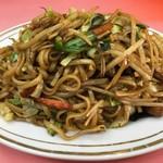 中華チャイナ - 料理写真:「やきそば」600円也。税込。