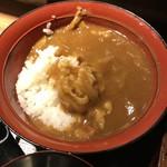 83515194 - 小カレー丼