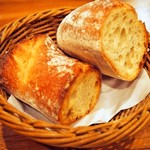 スケッチ - はなかごパンのバゲット
