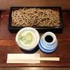 手打蕎麦 善庵 - 料理写真:ダッタン蕎麦、700円です。