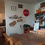 オグオグ カフェ - 店内