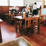 麺喰 - 店内