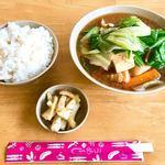 すずらん食堂 - みそ汁定食¥700