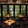 フォーチュンガーデンキョウト - 内観写真:ライトアップされた竹林のお庭を眺めながら