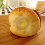 えのぱん - ちくわチーズ