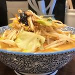 カラ助 - 味噌タンメン