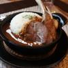 蔵KURA - 料理写真:ラム煮込み激辛カレー
